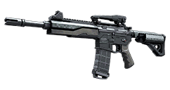 M4a1 Ghost In The Shell Stand Alone Complex First Assault Online Wikia Fandom
