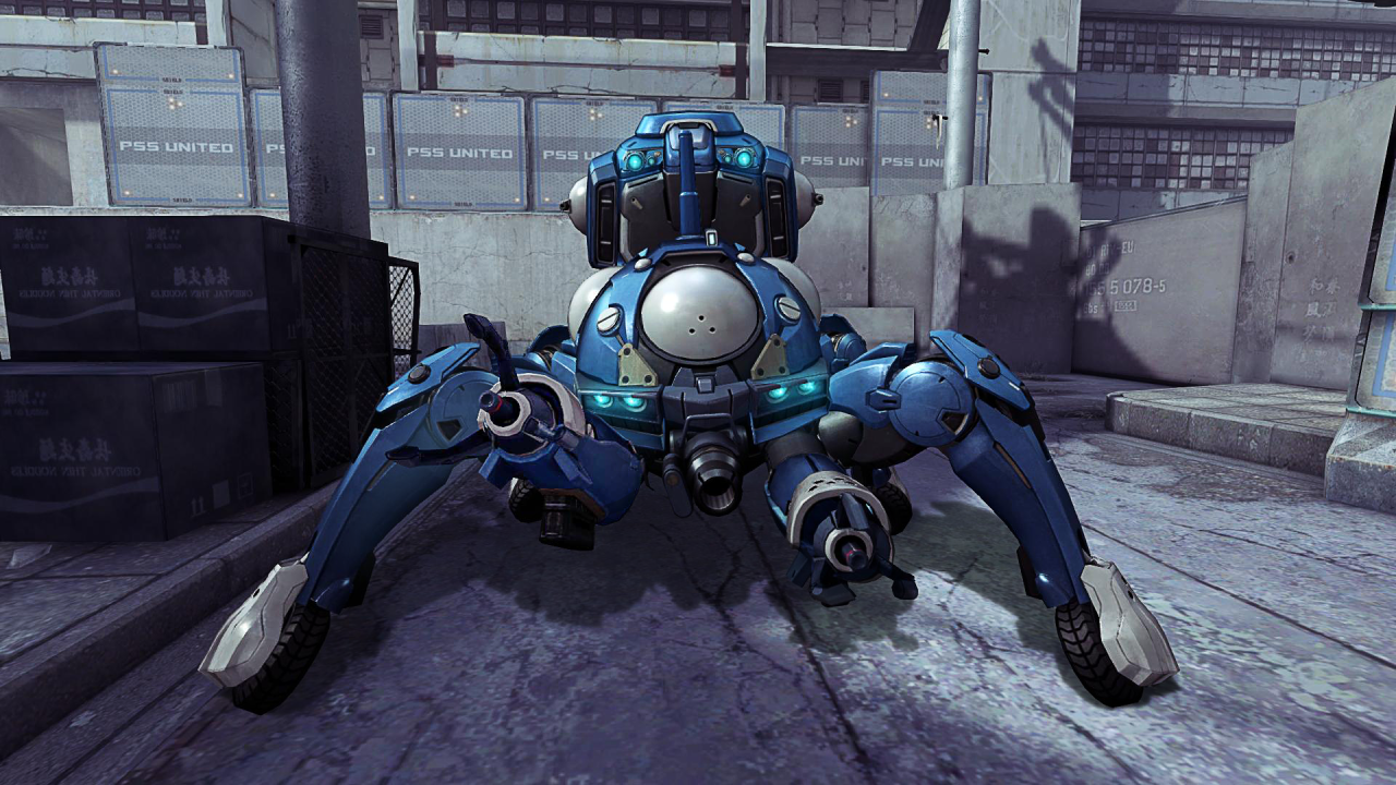 Tachikoma | Ghost in the Shell: Stand Alone