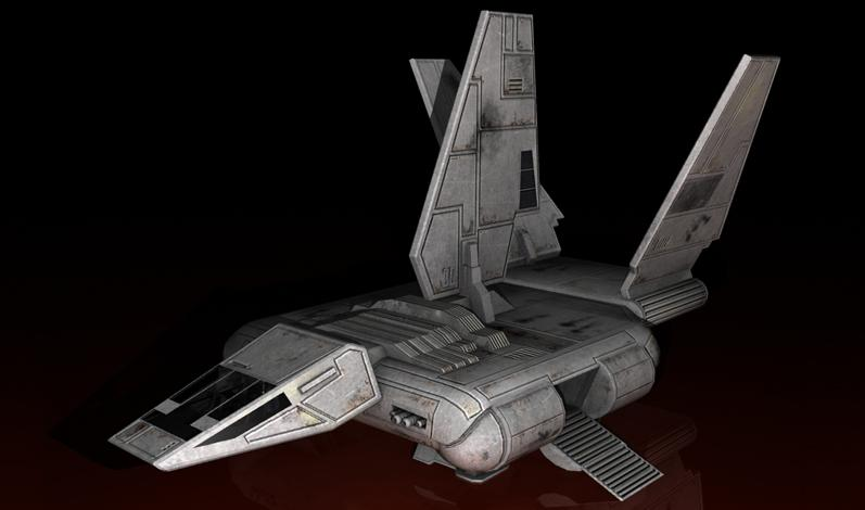 Sentinel Class Imperial Landing Craft First Strike Mod
