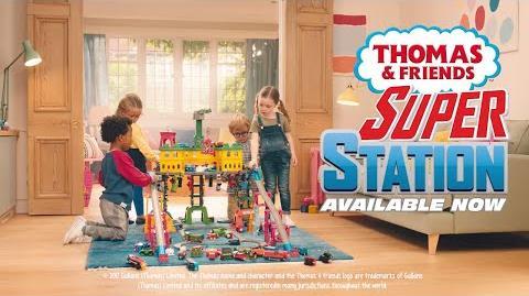 Super Station promotional video