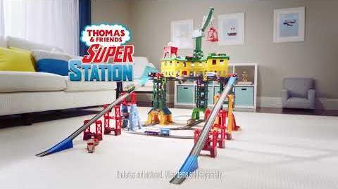 Super Station UK commercial