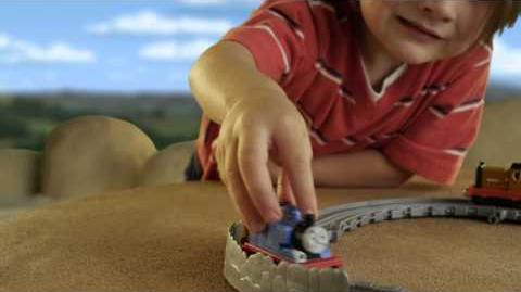 Fisher-Price Thomas and Friends 2012 promo