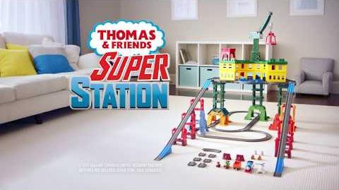 Super Station commercial