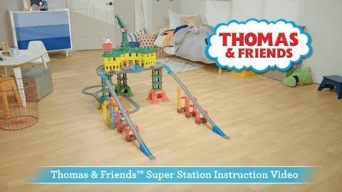 Super Station instruction video