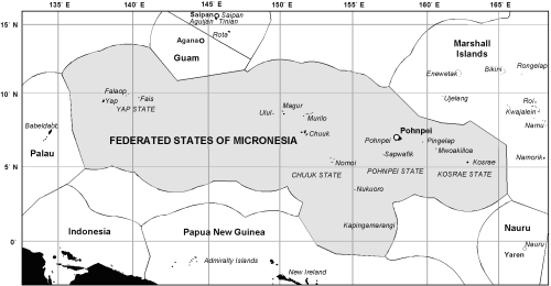 Federated states of micronesia fishery management fandom powered the mid year 2002 population estimate for the federated states of micronesia was 110700 people spc 2003 publicscrutiny Images