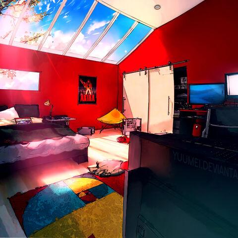 Vance's room concept