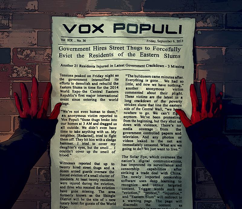 Vox Populi | Fisheye Placebo Wiki | FANDOM powered by Wikia