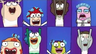 Fish Hooks songs - Getting Ready