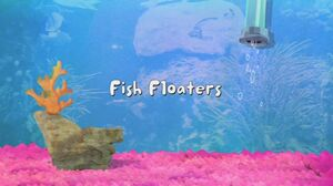 Fish Floaters title card