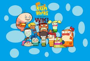 Fish Hooks Wiki