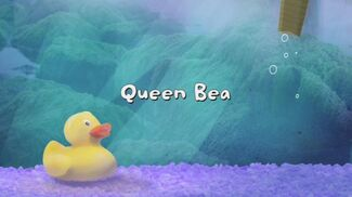 Queen Bea title card