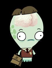 Albert glass character