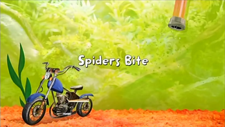 Spider's Bite title card