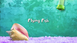 Flying Fish Title Card