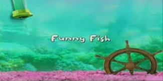Funny Fish title card