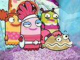 Fish Sleepover Party