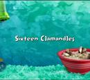 Sixteen Clamandles/Gallery
