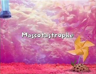 Mascotastrophe Title Card