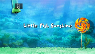 Little Fish Sunshine title card