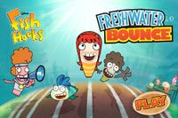 Freshwater Bounce menu