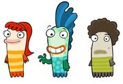 Fish Hooks Original Designs