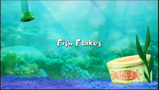 Fish Flakes title card