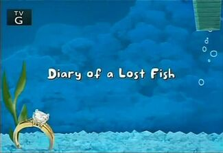 Diary of a Lost Fish title card