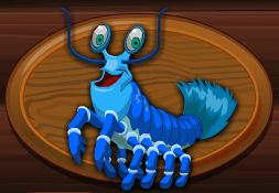 Blue-Frilled Krill