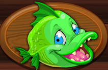 Baby gatorfish