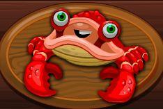 Cuddler Crab
