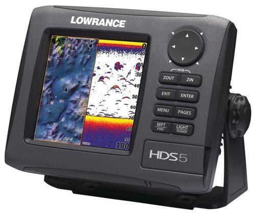 Lowrance HDS-5 Gen2 83 2003