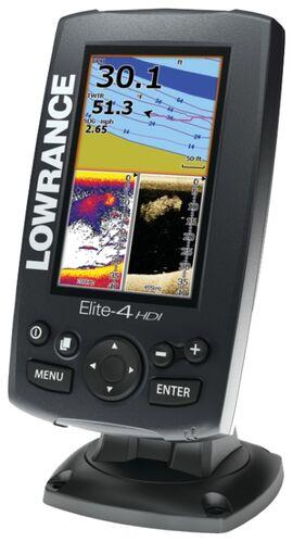 Lowrance Elite-4 HDI 83 2002