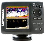 Lowrance Elite-5x HDI 50 200