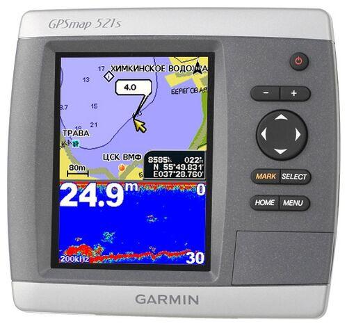 Garmin GPSMAP 521S DF
