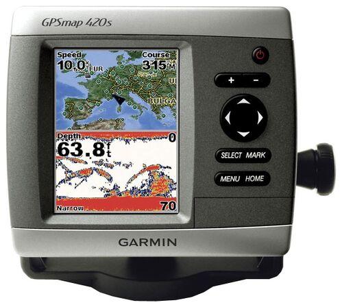 Garmin GPSMAP 420S DB