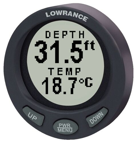 Lowrance LST-3800