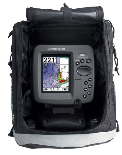 Humminbird 386ci Combo Portable