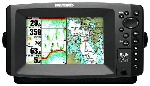 Humminbird 858c Combo