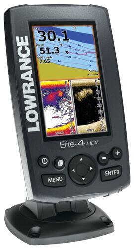 Lowrance Elite-4 HDI 83 2003