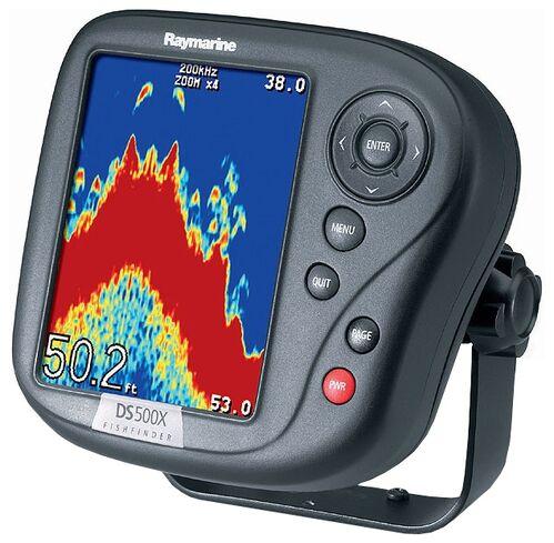 Raymarine DS500X W TM