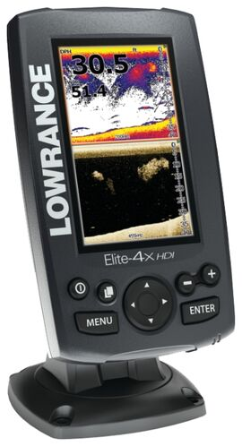 Lowrance Elite-4x HDI IceMachine 83 2002