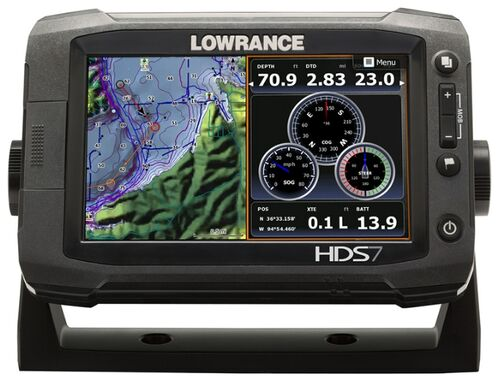 Lowrance HDS-7 Gen2 Touch3