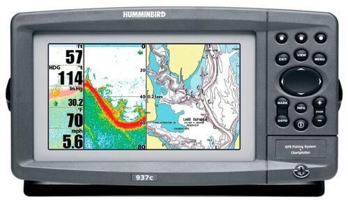 Humminbird 937с Combo