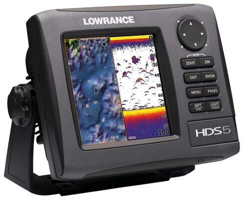 Lowrance HDS-5 Gen2 83 2002