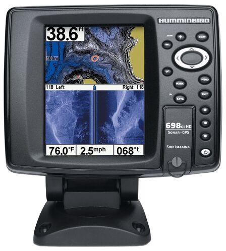 Humminbird 698ci HD SI Combo