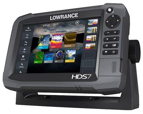 Lowrance HDS-7 Gen3 50 2002