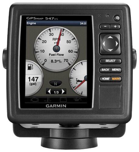 Garmin GPSMAP 547xs