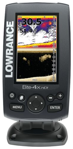 Lowrance Elite-4x HDI IceMachine 83 200