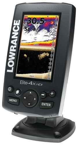 Lowrance Elite-4x HDI IceMachine 83 2003