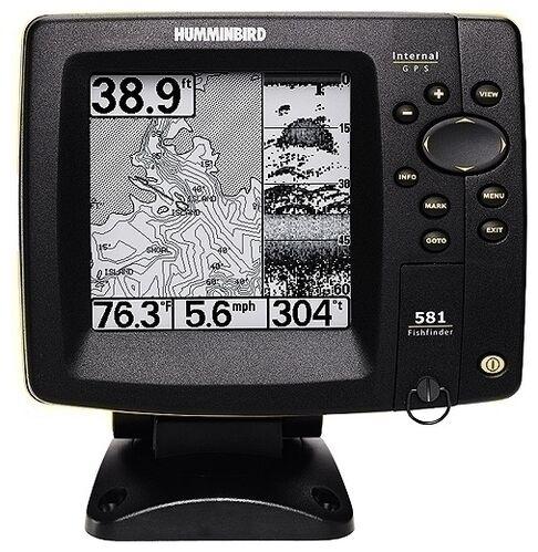 Humminbird 581i Combo